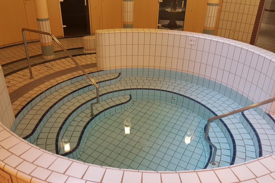 Warmbecken AVITA Therme