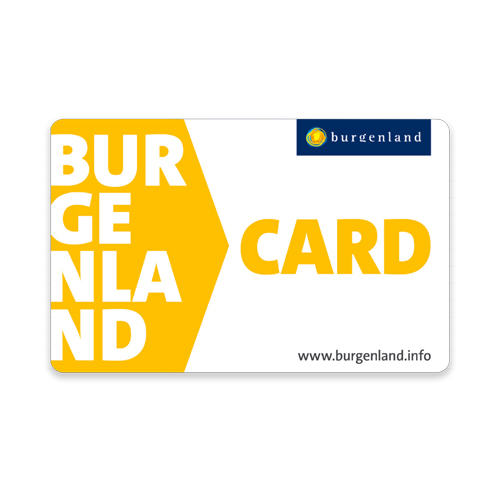 Burgenland Card as a partner of the AVITA Resort